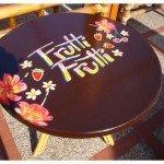 tafel laten beschilderen