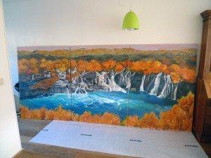 panelen laten beschilderen