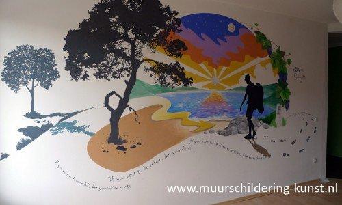 muurschilderingen saskia de wit